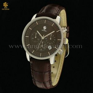 Custom 5 ATM Waterproof Stainless Steel Case Watch 2014