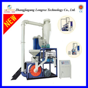 New Plastic Disc Type Fineness Powder Pulverizer with 37-55kw Motor pictures & photos