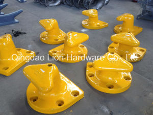 Marine Deck Equipment Double Bitts Bollard pictures & photos