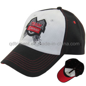 Professional 6-Panel Washed Print Embroidery Baseball Sport Cap (TMB13008) pictures & photos