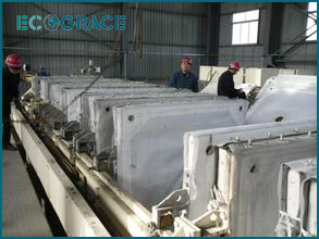 Waste Water Treatment Plate Press Polyester Filter Cloth for Filter Press