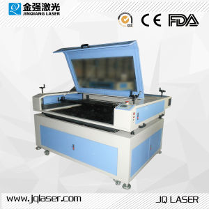 High Quality Stone Laser Engraving Machine Jq1060 pictures & photos