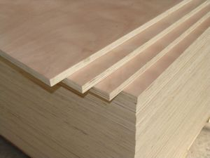 1220*2440*18mm Best Price Commercial Plywood pictures & photos