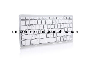 Universal Slim and Mini Bluetooth Keyboard for iPad/iPad, Bluetooth V3.0