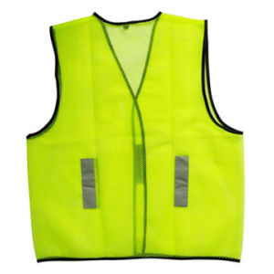 100% Polyester Reflective Vest Hs700 pictures & photos