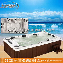 High Quality 8 Person Hot Tubs/Outdoor SPA/ Whirlpool / Bathtub