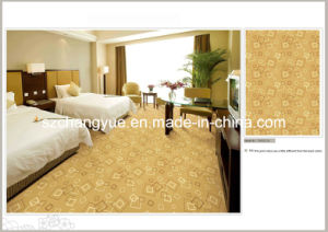 High Quality Inkjet Nylon Wall to Wall Carpet for Guestrooms pictures & photos