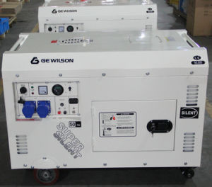 Portable and Saleable Soundproof Diesel Generator for Sell pictures & photos