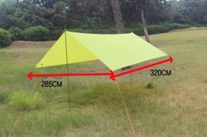 Sun Shelter Beach Tent/Car Camping Tents (MW5010) pictures & photos