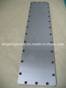 Customized Pure Wolfram Plate Target for Coating pictures & photos