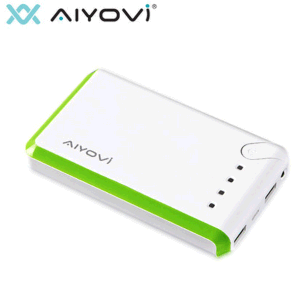 Dual USB Power Battery Supply Portable Power Bank with Big Capacity