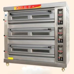 Economic Electric Deck Oven (RM-3-9D)