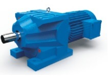 R Series Helical Geared Motor, Helical Gearbox pictures & photos