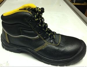 PU Sole Industry Safety Shoe Mt789 pictures & photos