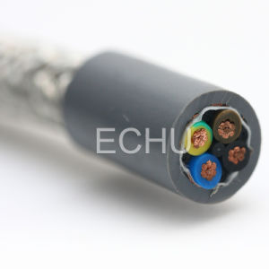 Oil-Resistant PVC Insulation Control Cable
