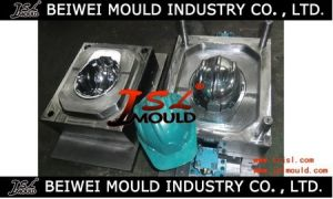 High Quality Custom Plastic Injection Industrial Safety Helmet Mold pictures & photos