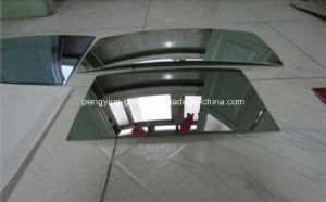 2mm, Side Mirror Glass, Auto Mirror Glass, Wing Mirror Glass, Convex Mirror Glass, Aluminum Mirror Plate