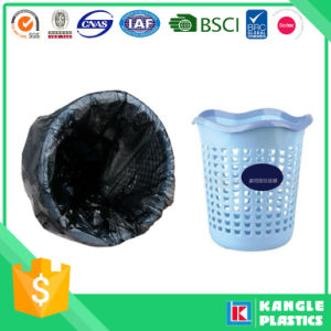 HDPE Star Sealed Bottom Trash Bag on Roll pictures & photos