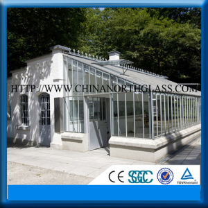Tempered Laminated Glass with Flat Edge pictures & photos