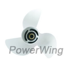 Powerwing Aluminum Marine Boat Outboard Propeller for YAMAHA Engine 60-130HP (PWY131215)