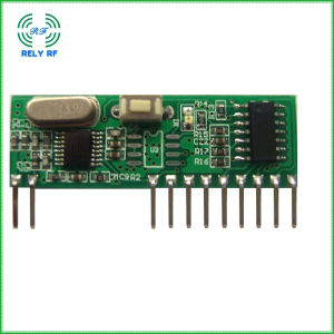 433MHz / 315MHz Learning Code Decoding Receiver Module (RY-RM02)