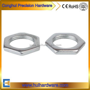 DIN936 Stainless Steel Hex Thin Nuts/Jam Nuts pictures & photos