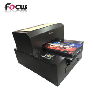 b47f8ccb9 Ce Approved Digital Textile Tshirt Printing Machine A4 DTG Tshirt Printer  for Sale with Low Price