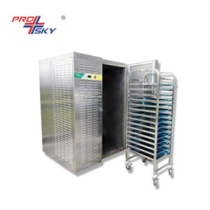 Frozen IQF Quick Freezing Tunnel Freezer for Fish Berries