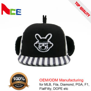China Winter Earflaps Stock Snapback Bulk Plain Snapback Hats for ... 58e6c228f3f