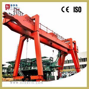 Hydraulic Hose Marine Crane with Hydraulic Grapples