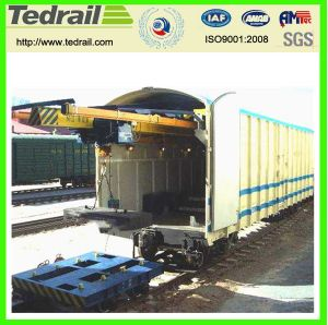 Railway Wooden Wagon with Blocks pictures & photos