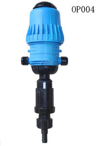 Ilot 1-10% Water-Driven Fertilizer Chemical Injector Pump pictures & photos