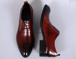 8b78c344678 China Burnished Leather Italian Style Party Wear Men Dress Wedding ...