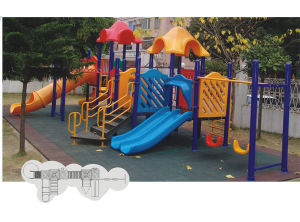 Playground Swing (BD-A579)