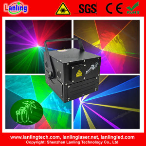 Stage Light 1W RGB Laser Projector pictures & photos