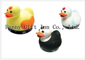 Cute Duck Kitchen Timer (KT-DU)
