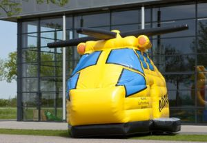 2017 New Inflatable Helicopter Bouncer for Sale pictures & photos
