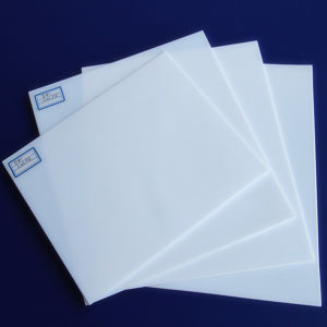 Virgin PTFE Sheets/ Pure PTFE Sheet pictures & photos