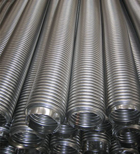 Dn300 Stainless Steel Flexible Metal Corrugated Pipe/Hose pictures & photos