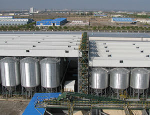 Grain Storage Systems (TCK, TCZK Series)