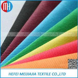 Recycled Spunbonded Polypropylene Non Woven Fabric for Bags/Pillow Case pictures & photos