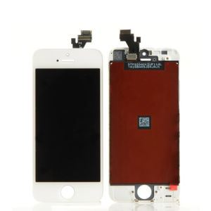 Color Display LCD for iPhone5 White pictures & photos
