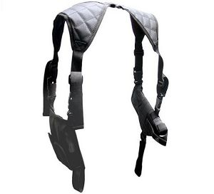 e1e966fc7 China Manufactory Wholesale Outdoor Tactical Shoulder Holster, Military  Police Pistol Holster, Black Leather Gun Holster - China Shoulder Holster,  ...