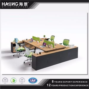 New Fashion Design Workstation Office Used for 4 Persons