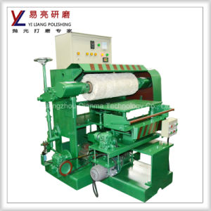 Metal Sheet Plane Surface Grinding Polisher to Wire Drawing Finish