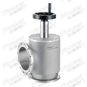 High Vacuum Right Angle Valve (GD-J25b) pictures & photos