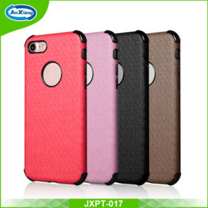 Smart Phones Shockproof Case for iPhone 7 for iPhone7 Plus Back Case Flexible Plating TPU Cover pictures & photos