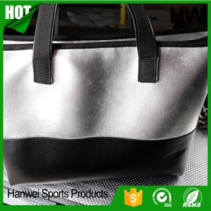 2017 New Design Neoprene Handbag with Rope Handle, Neoprene Beach Bag pictures & photos