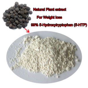 99% Anti-Melancholy Pharma Raw Material 5-Hydroxytryptophan 5-Htp