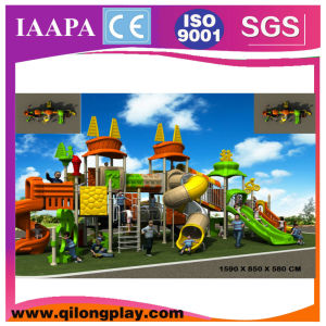 Different Kinds Theme Playground Outdoor Slide (QL--059) pictures & photos